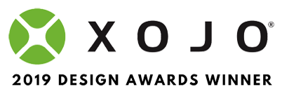 Xojo Design Awards Winner